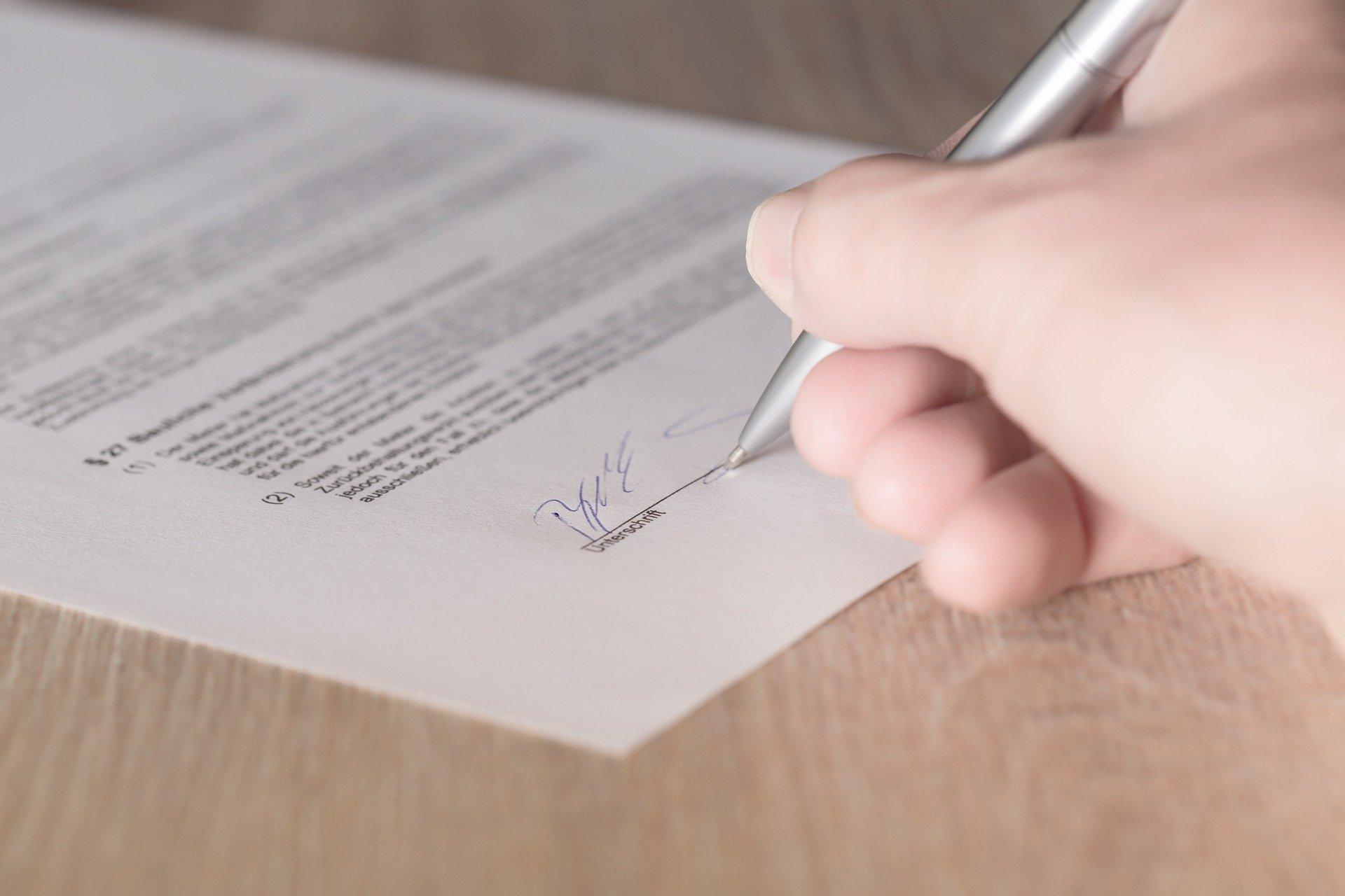 lettre décompte remboursement anticipé