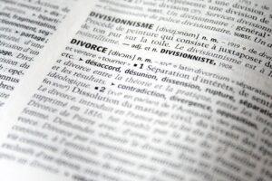 Regroupement de crédits après divorce